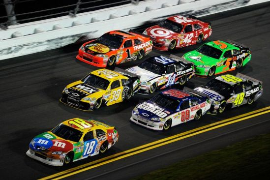 Nascar breaks records